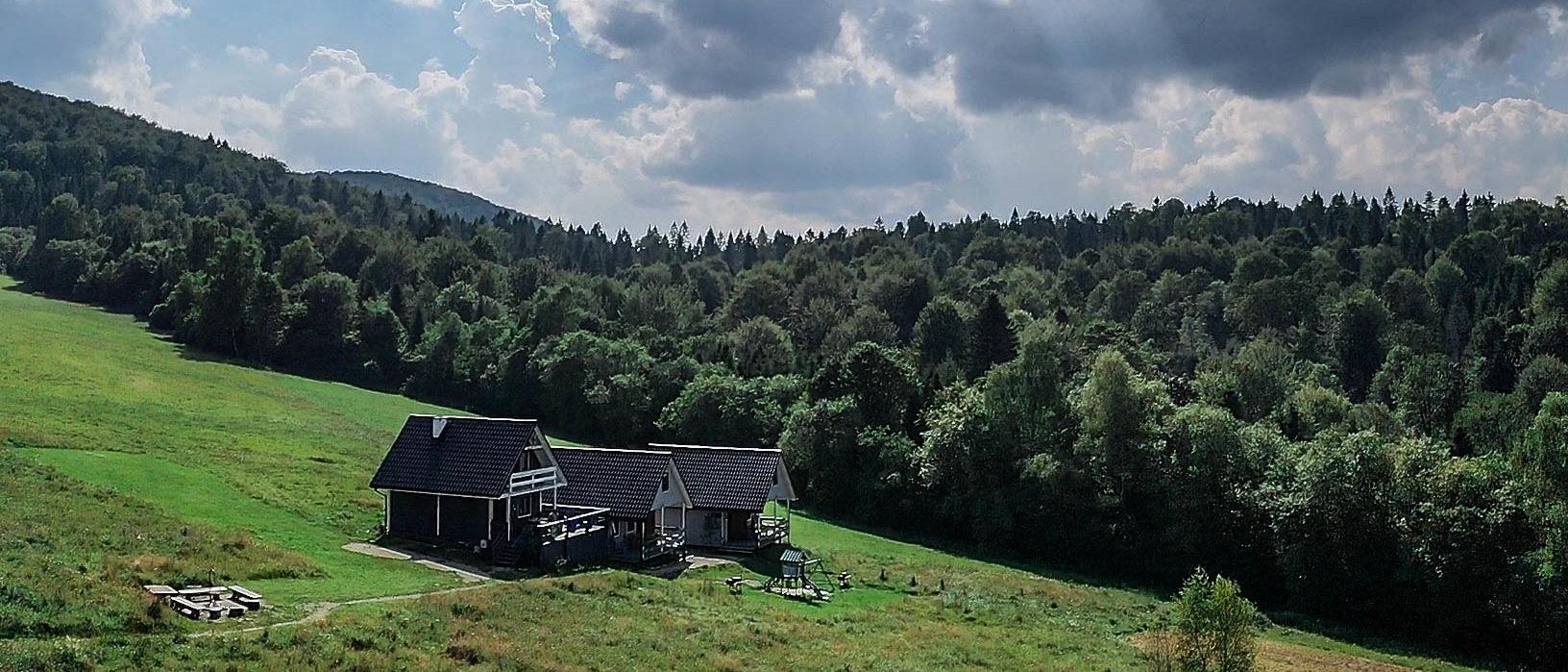 uSzoguna.pl domki w Wetlinie